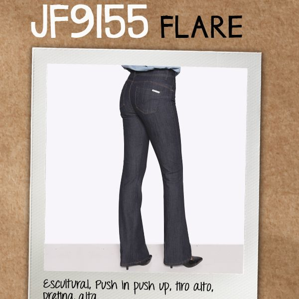 JEAN FLARE