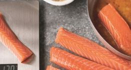 Salmon Fish Fingers – Homemade & Healthy!