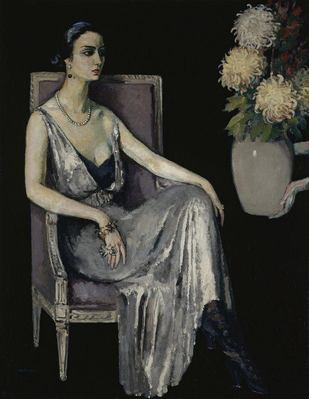 Kees Van Dongen, Le Sphinx 1925