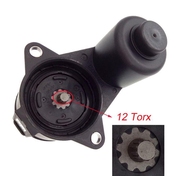 3C0998281A 3C0998281B 32330208 3C0998281 12 Torx/TEETH Wheel Handbrake Brake Caliper Servo Motor For VW Passat CC Sharan Q3