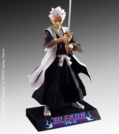 Kirin Hobby : Bleach Encore series 3: Toshiro Action Figure by Toynami 816355001995