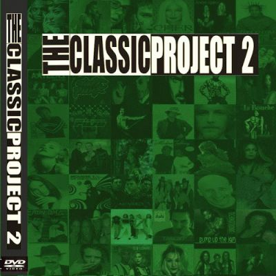 descarga POP EURODANCE - The Classic Project VOL 2 ~ Descargar pack remix de musica gratis | La Maleta DJ gratis online