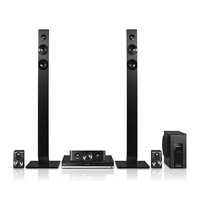 Panasonic SC-BTT465EB9 Blu-ray Home Cinema System 5.1ch output2 x Tall amp