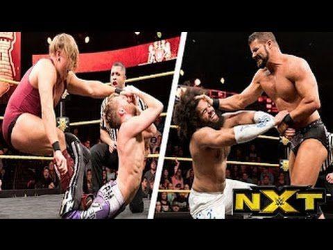 WWE NXT 1 March 2017 Highlights HD
