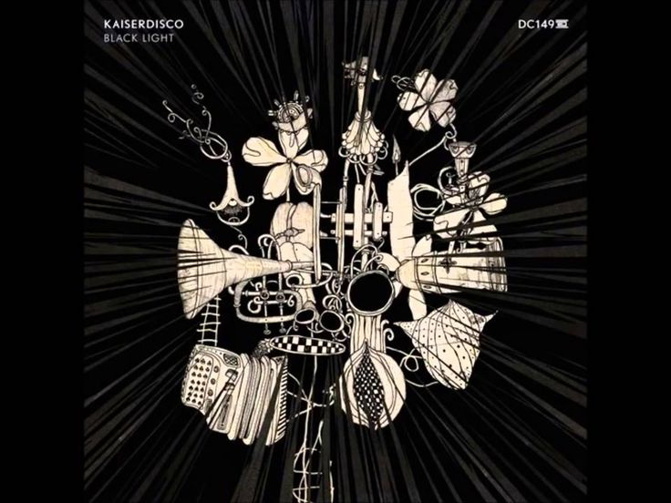 Kaiserdiso – Black Light [Drumcode] [Techno Music Box]