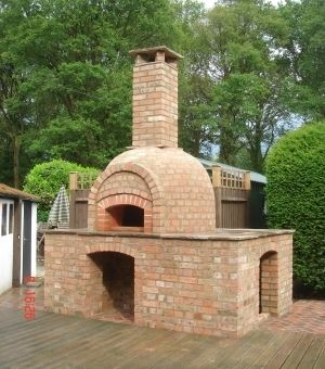 Jamie's pizza oven