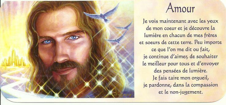 Mario Duguay- message d'éveil Amour