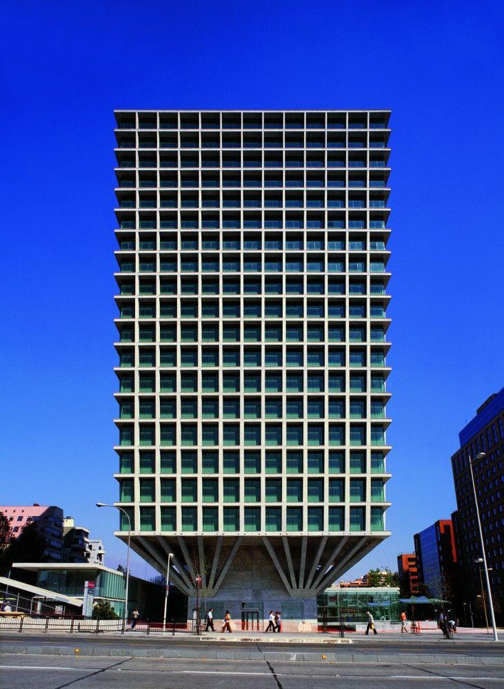 Edificio Cruz del Sur | Las Condes, Santiago, Chile | Izquierdo Lehmann Arquitectos