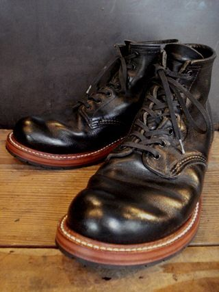 REDWING BECKMAN LEATHER SOLE + Vibram TANK HRS | BRASS BLOG