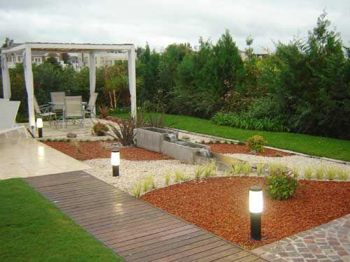 C mo armar jardines secos exteriores pinterest for Como disenar jardines exteriores