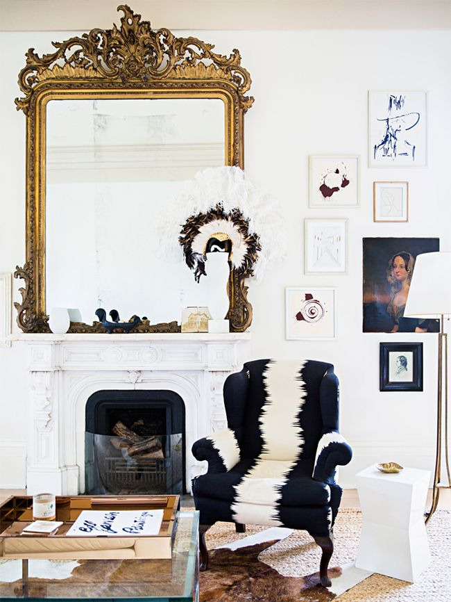 1000 ideas about mirror above fireplace on pinterest for Mirror for above fireplace mantel