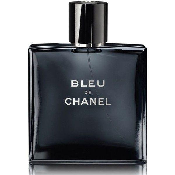 CHANEL BLEU DE CHANEL Eau de Toilette Spray 50ml ($65) ❤ liked on Polyvore featuring men's fashion, men's grooming and men's fragrance