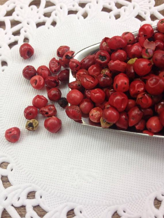 Pink Peppercorn a specially aromatic pepper-like fruit by Armenos