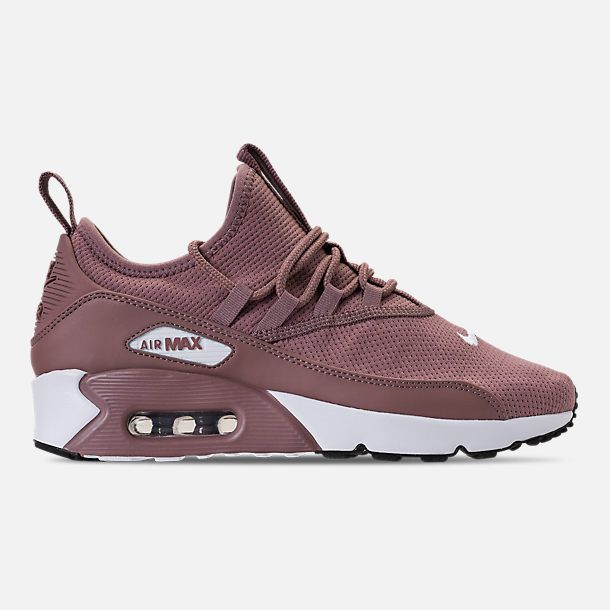 wholesale dealer 53068 64a04 Right view of Women s Nike Air Max 90 Ultra 2.0 Ease Casual Shoes in Smokey  Mauve White