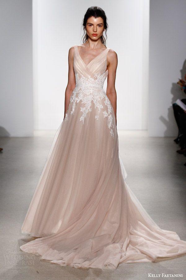 Kelly Faetanini Yona, $999 Size: 10 | Sample Wedding Dresses