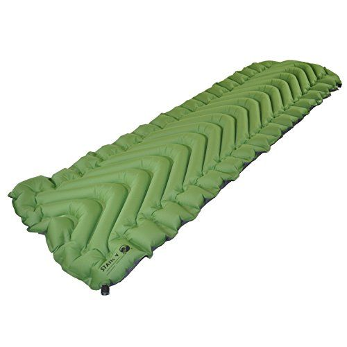 Klymit Static V Inflatable Sleeping Pad - Green/Black, La... https://www.amazon.co.uk/dp/B007RFG0NM/ref=cm_sw_r_pi_dp_x_r00qybJZ1C9TJ