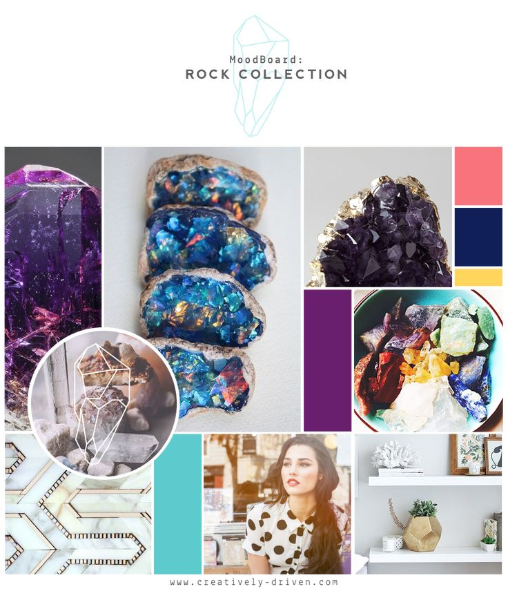 Moodboard: Rock Collection