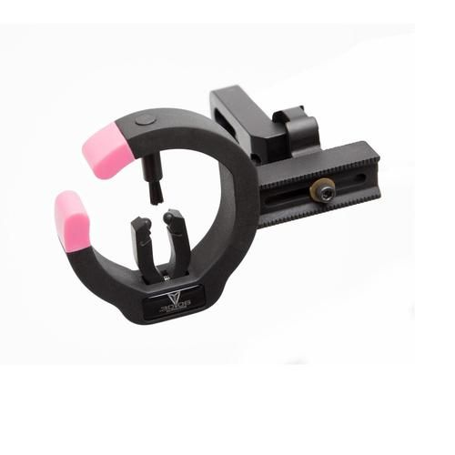 .30-06 The Talon Full Contain Arrow Rest Black/Pink Accent