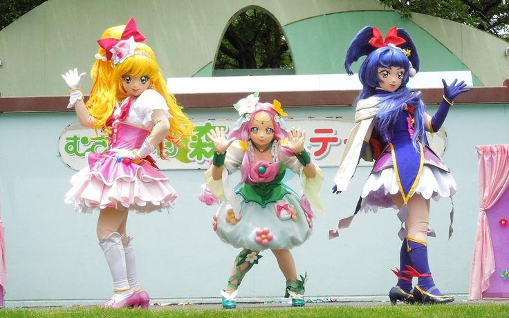 魔法つかいプリキュアED「魔法アラ・ドーモ!」ダンス初お披露目! キュアフェリーチェ登場!