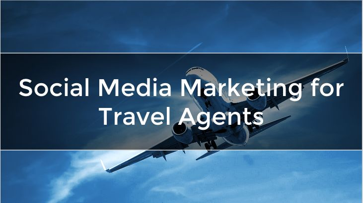 """Social Media Marketing for Travel Agents. As a travel agent in the 21st century there's nothing more frustrating than hearing the common question """"People still use travel agents?""""  Yes, yes they do indeed.  And as a travel agent you need your name to be known in order to have a strong online presence."""