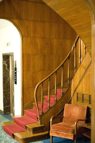 17 best images about     art deco stairs     on pinterest