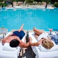 Nothing like a day at the pool on a hot day in Nashville at Gaylord Opryland Resort #Hotel: Day Spas, Spa Offer, Nashvil Spas