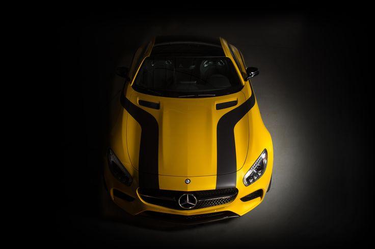 Cigarette Racing Team et Mercedes-AMG presentent le plus récente modèle de leur longue association au Miami International Boat Show & Strictly Sail: Le Cigarette Racing 50 Marauder GT S Concept – l'incarnation marine de la nouvelle Mercedes-AMG GT S, qui sera également présente à Miami.