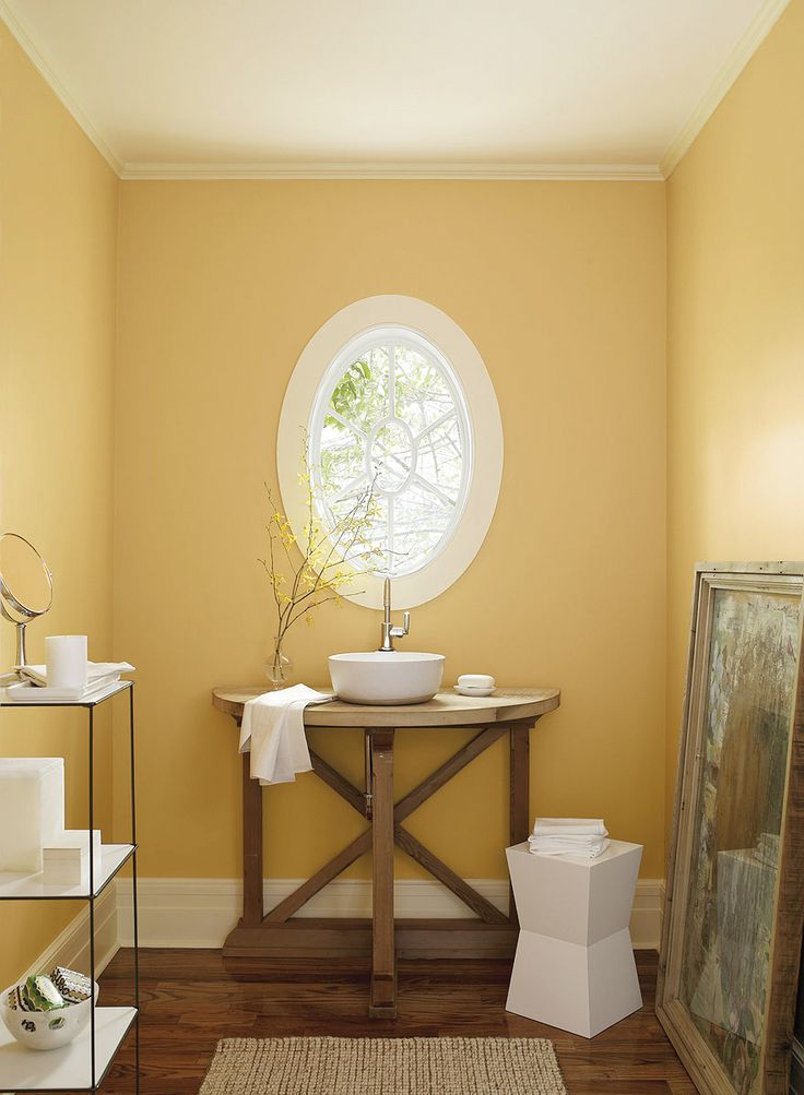 Bathroom Yellow Paint 50 best yellow rooms images on pinterest | yellow rooms, behr