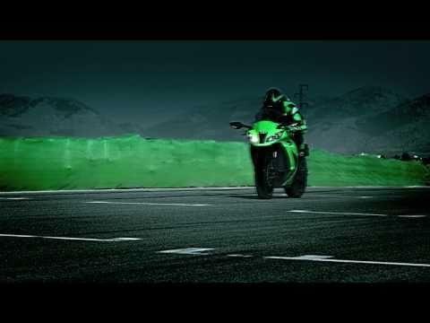 Kwasaki Ninja zx 10r official video