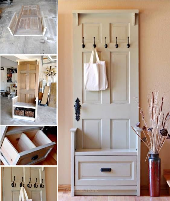 Front Door Bench With Storage: 11 Best Bench/Entryway Images On Pinterest