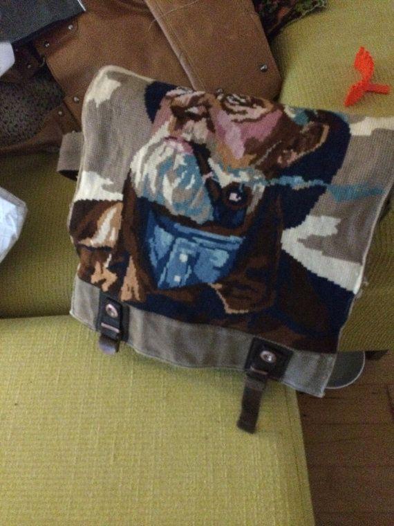 De zeeman, tas voor dames of heren on Etsy, €49,95