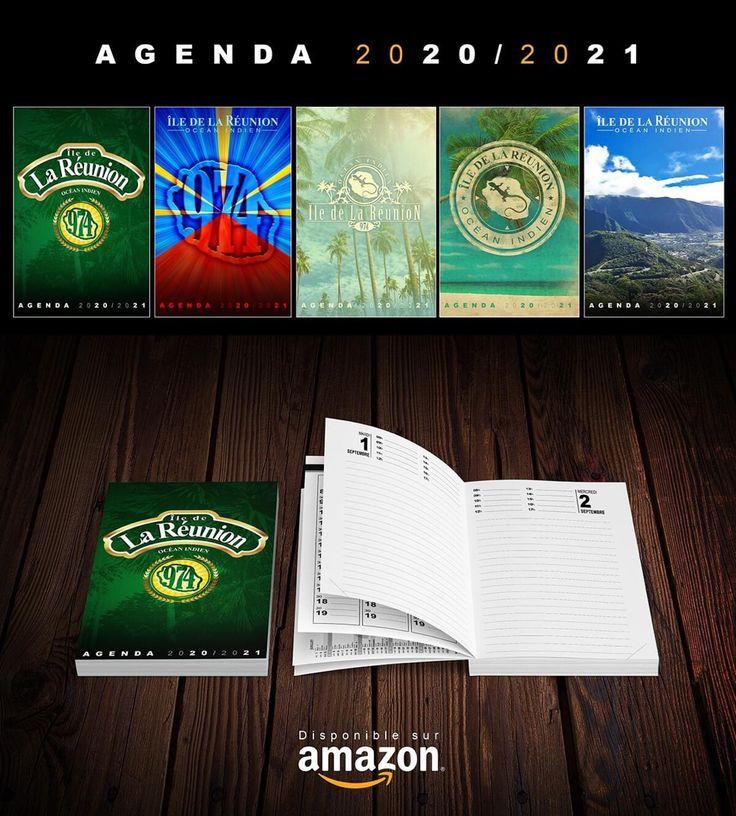 Nouveaux Agendas 974 En 2020 Livre La Reunion Agendas