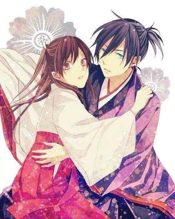 Yatori in their kimono ^^