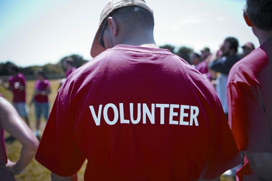 Volunteering: Help Yourself While Helping Others