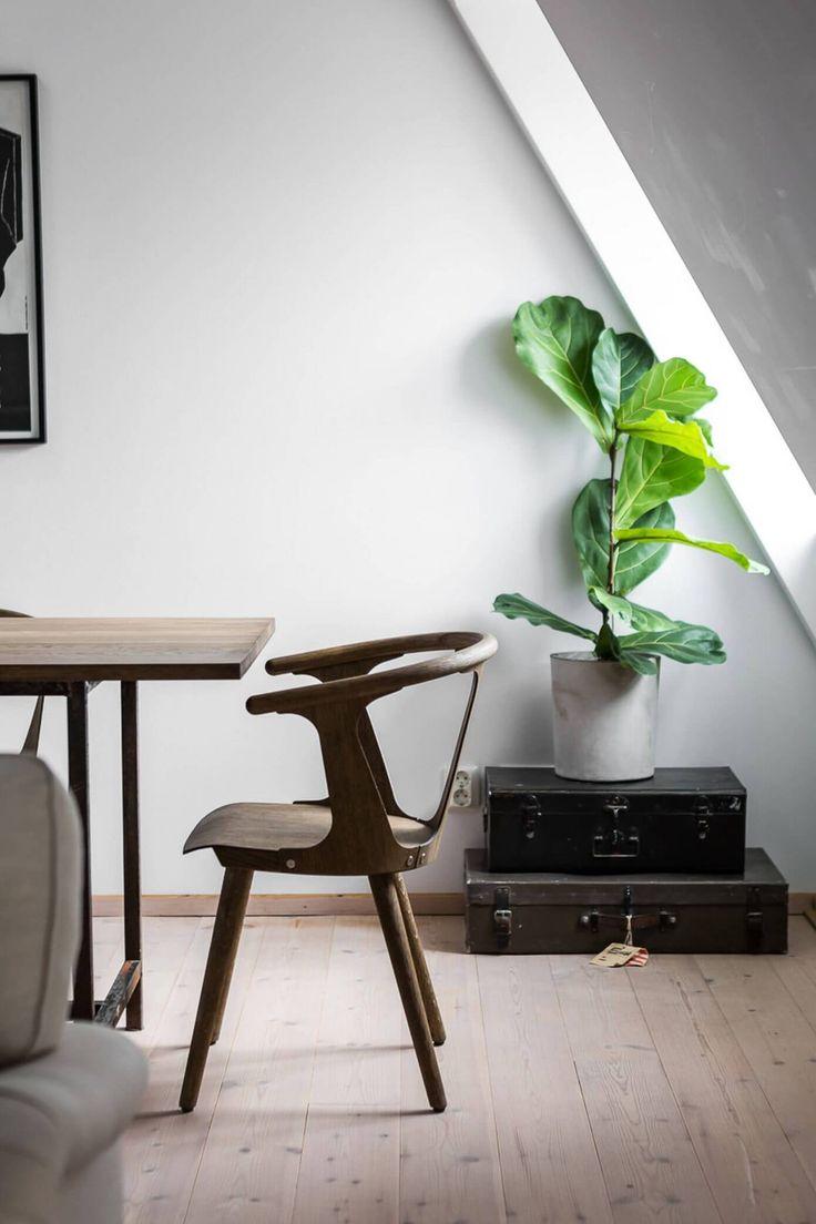Dit appartement laat zien hoe je een stoere look creëert - Roomed