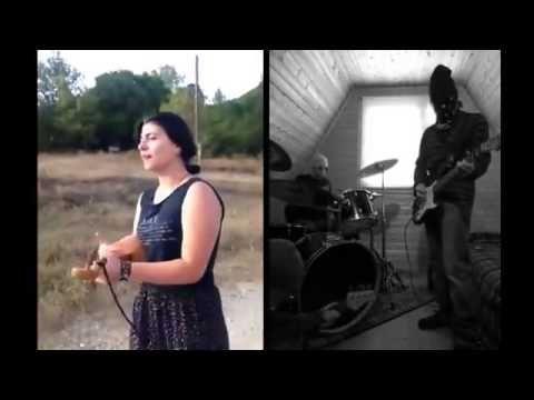 Грузинская песня + Rock - YouTube
