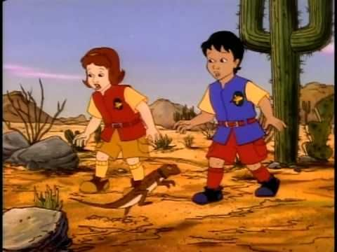 The Magic School Bus - 01x07 - All Dried Up