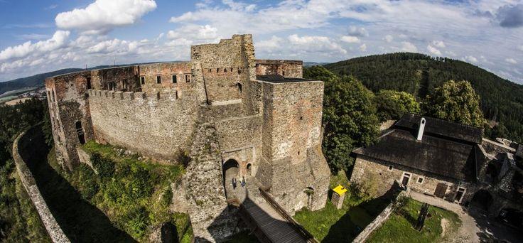 Hrad Helfštýn – Navštivte Střední Moravu