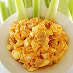 Buffalo Chicken Egg Salad: Low Carb Diet Program and Weight Loss Plan | Atkins