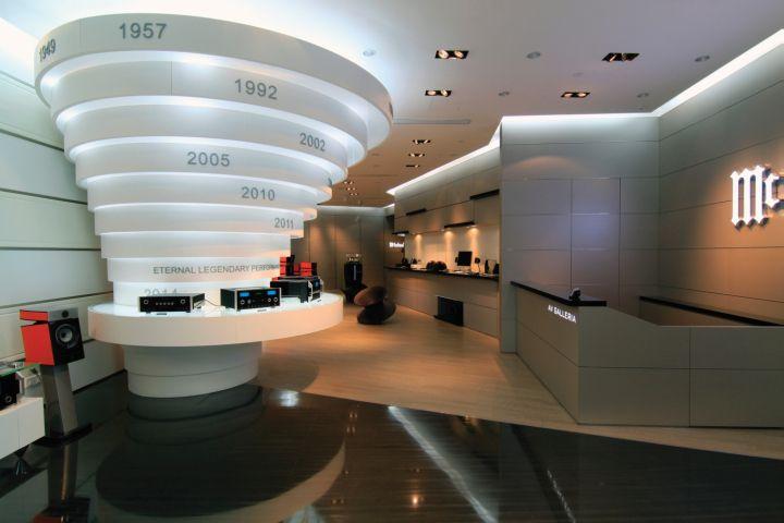 McIntosh Machines store by PplusP Designers, Shanghai