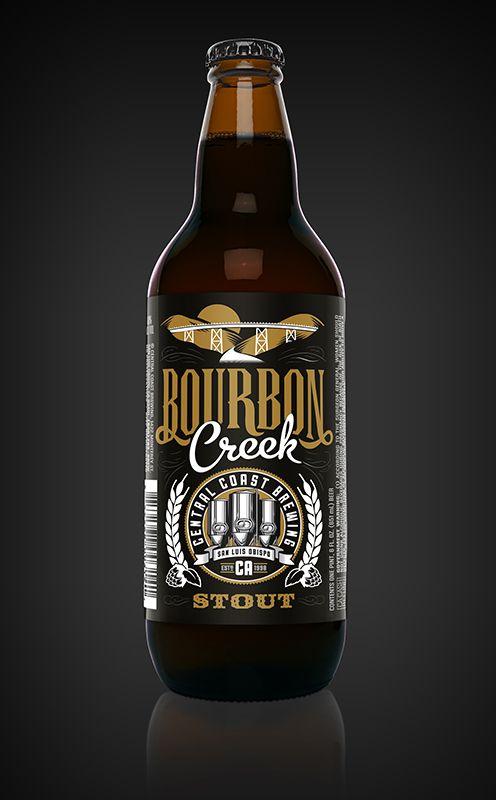 Bourbon Creek - beer -