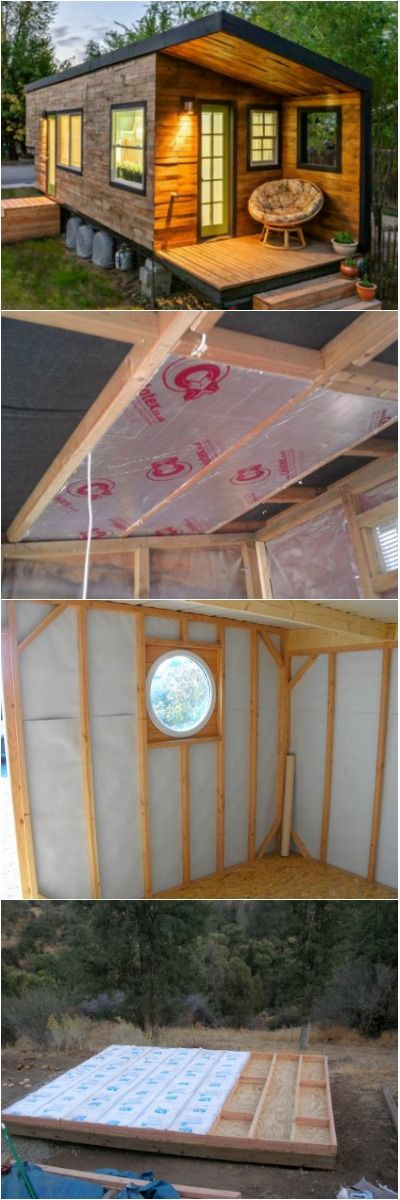 How to Insulate a Shed - Sheds, Huts & Tree Houses - Insulating your wooden garden shed is important to protect stored equipment from moisture, cold or heat. In the same way, if your wooden shelter serves as a craft shop or a leisure room, you will enjoy working or enjoying a good time in a healthy environment.  You will prevent the cold or the...