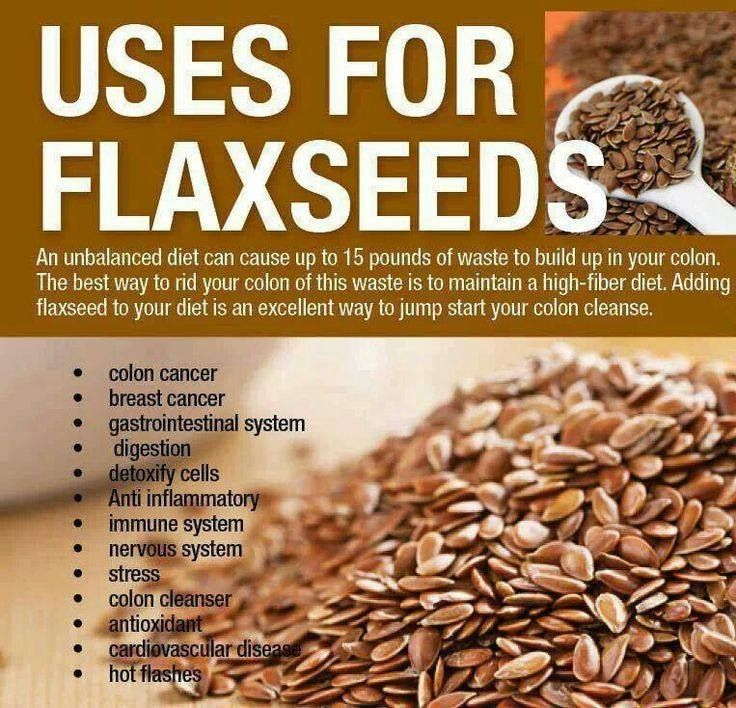 1000 Images About Chia Seed Flax Seed On Pinterest