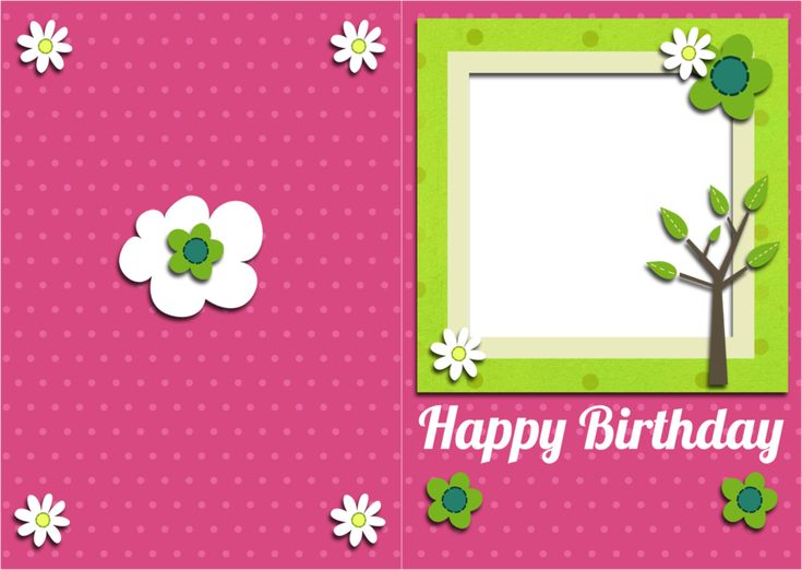 Free Printable Birthday cards ideas u2013 Greeting Card Template - birthday wishes templates word