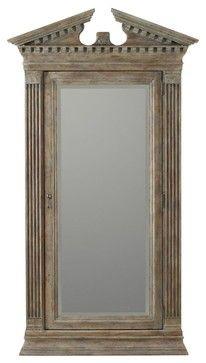 Hooker Furniture Rhapsody Floor Mirror traditional-floor-mirrors