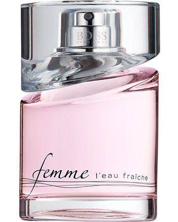 BOSS FEMME L'EAU FRAICHE EAU DE TOILETTE 75ML