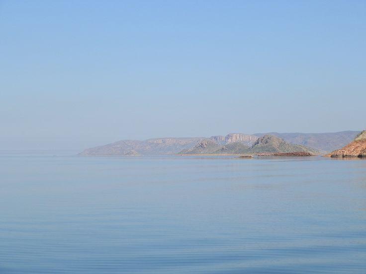 Lake Argyle - Largest man-made lake in #Australia