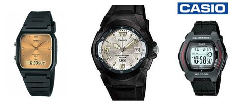 Flat Extra 25 % OFF on Casio Watches – Casio-AD136-Men-Watch at Rs. 709 only ..!! This is the best price available For these Super stylish watches .. !!