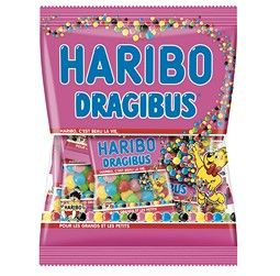 Dragibus, #bonbons dragéifiés #LeGuide