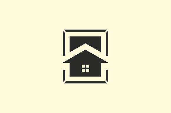 Comfort Home Logo by BekBlack on @creativemarket